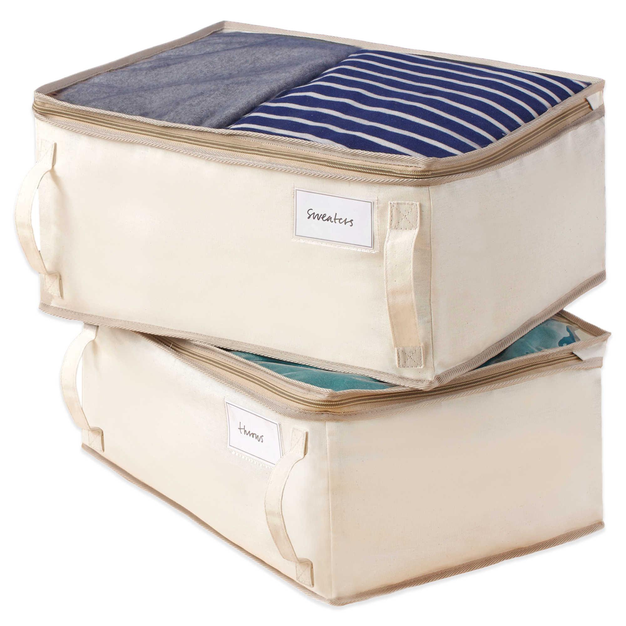 Garment storage bags
