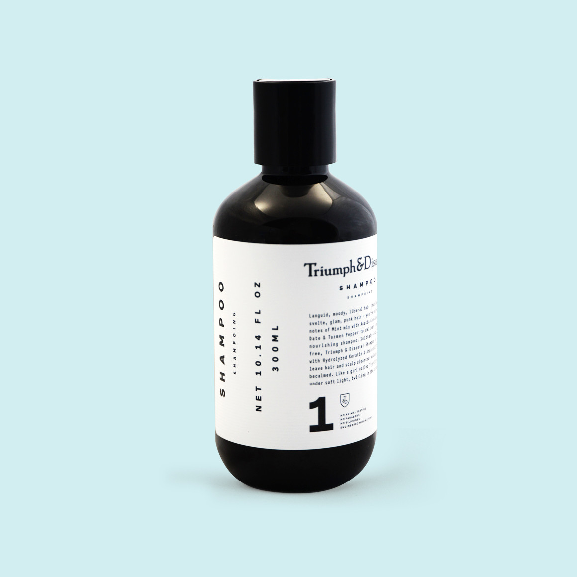 Triumph and Disaster Shampoo