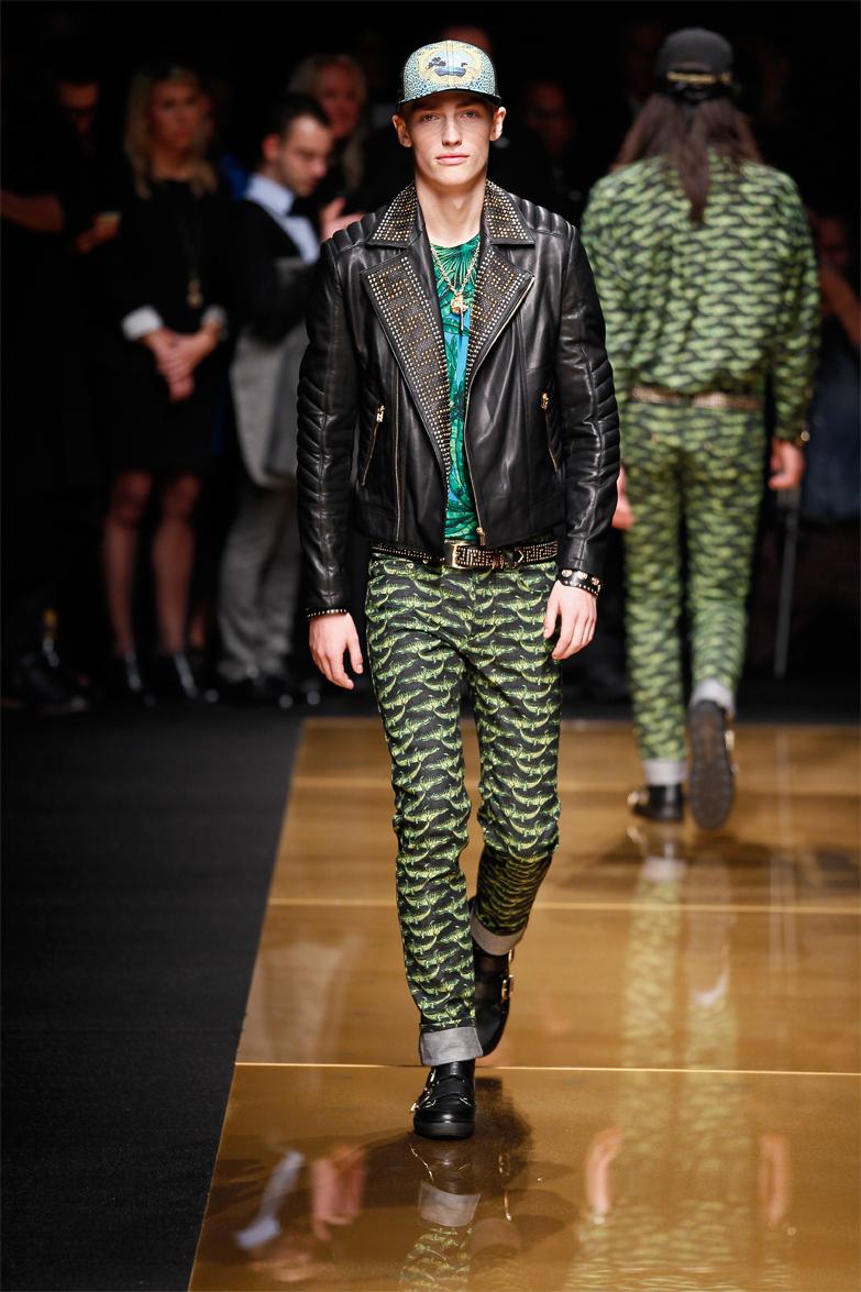 versace fashionshow
