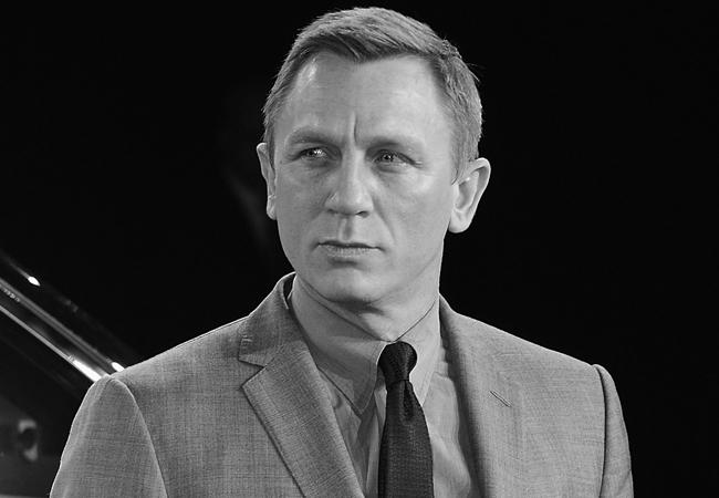 Daniel Craig hair body