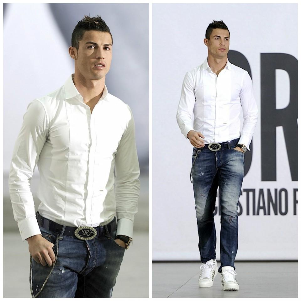 Cristiano Ronaldo has challenged